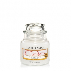 Snow In Love Giara Piccola - Yankee Candle