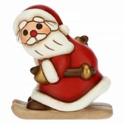 Babbo Natale con sci medio - Thun