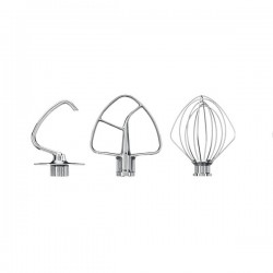 Set di 3 fruste in acciaio inox - KitchenAid