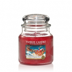 Christmas Eve Giara Media - Yankee Candle