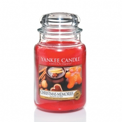 Christmas Memories Giara Grande - Yankee Candle