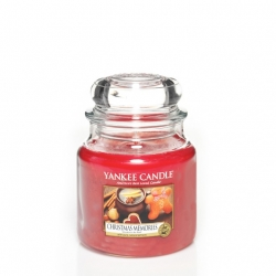 Christmas Memories Giara Media - Yankee Candle