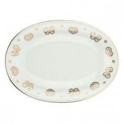 Piatto ovale Gold Icons - Thun
