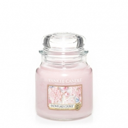 Snowflake Cookie Giara Media - Yankee Candle