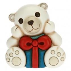 Orso polare con regalo - Thun