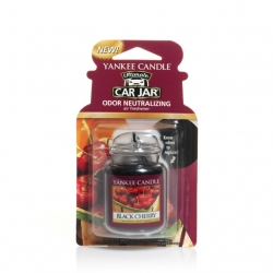 Black Cherry Car Jar Ultimate - Yankee Candle