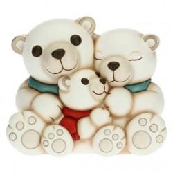 Famiglia orsi polari - Thun