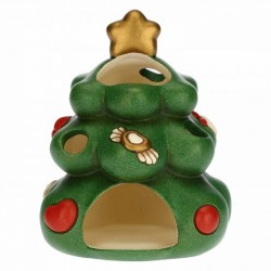 Porta candela albero di Natale - Thun