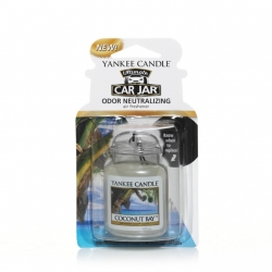 Coconut Bay Car Jar Ultimate - Yankee Candle