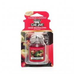 Macintosh Car Jar Ultimate - Yankee Candle