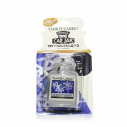 Midnight Jasmine Car Jar Ultimate - Yankee Candle