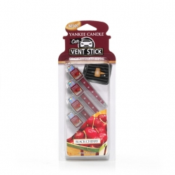 Black Cherry Car Vent Sticks - Yankee Candle