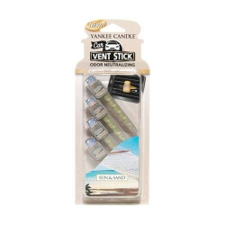Sun & Sand Car Vent Sticks - Yankee Candle