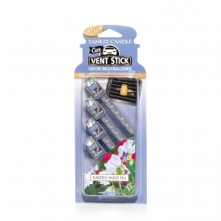 Garden Sweet Pea Car Vent Sticks - Yankee Candle