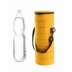 Portabottiglia termico universale handy giallo ocra - Guzzini