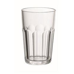 Bicchiere molato alto (san) 'happy hour' trasparente - Guzzini