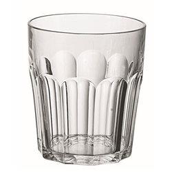 Bicchiere molato piccolo (san) 'happy hour' trasparente - Guzzini