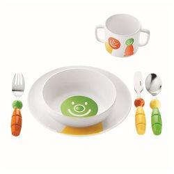 Set posto tavola billo multicolor - Guzzini
