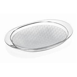 Vassoio 'venice' trasparente - Guzzini