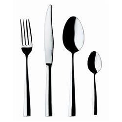 Set 24 posate my table acciaio/argento - Guzzini