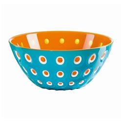 Contenitore cm.20 le murrine azzurro/bianco/arancio - Guzzini