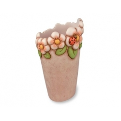 Vaso grande coccinella - Thun