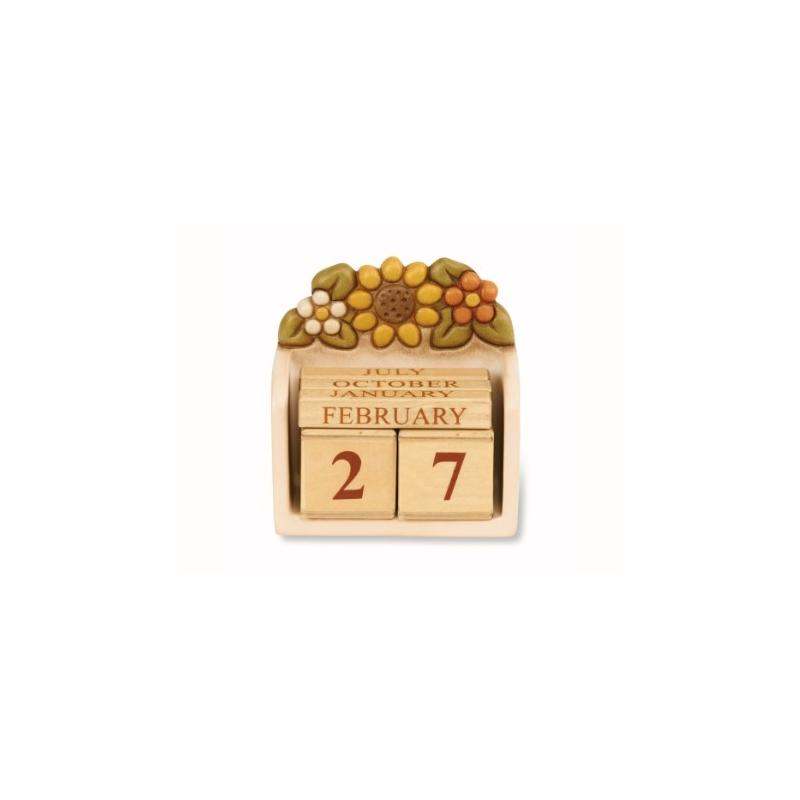 Thun Calendario.Calendario Perpetuo Da Tavolo Thun Idea Regalo Design