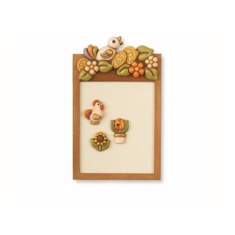 Lavagna per magneti country thun idea regalo design for Lavagna thun prezzo