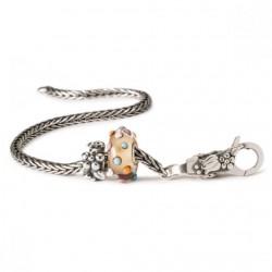 Bracciale dei Desideri (bracciale + chiusura + 2 beads) Cm. 17 - Thun