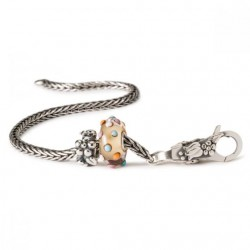 Bracciale dei Desideri (bracciale + chiusura + 2 beads) Cm. 21 - Thun