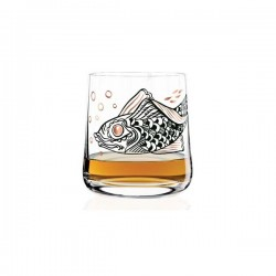 Bicchiere Whisky The Next - Olaf Hajek Pesce - Ritzenhoff