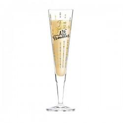 Bicchiere champagne, Champus - Oliver Melzer - Ritzenhoff