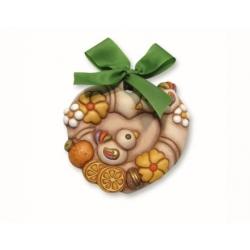 Miniformella cuore con uccellini - Thun