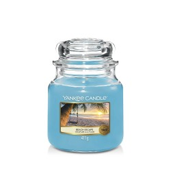 Beach Escape, Giara Media - Yankee Candle