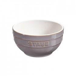 Ciotola in ceramica in ceramica grigio anticato Cm. 14 - Staub