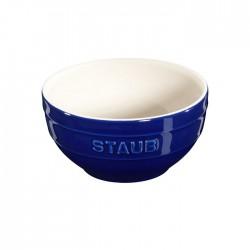 Ciotola in ceramica blu Cm. 12 - Staub
