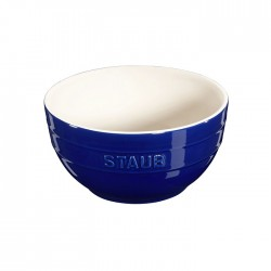 Ciotola in ceramica blu Cm. 17 - Staub