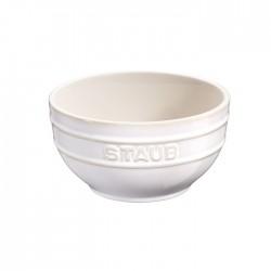 Ciotola in ceramica avorio Cm. 12 - Staub