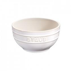 Ciotola in ceramica avorio Cm. 17 - Staub