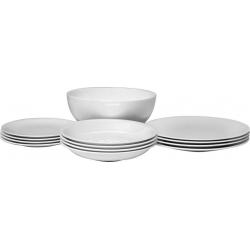 All-Time, servizio di piatti - Alessi