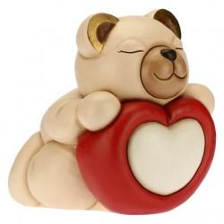 Tina Teddy Love MeLovesYou con cuore - Thun