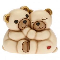 Teddy e Tina coppia di innamorati - Thun