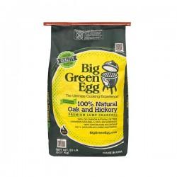 Carbonella organica 9,07 Kg - Big Green Egg