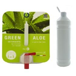 Detergente alla spina per tessuti Aloe - Lavaverde