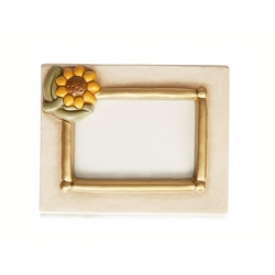 Portafoto con girasole - Thun