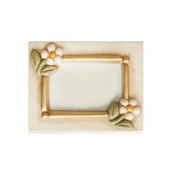 Portafoto medio con fiori - Thun