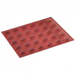 Tappetino microforato per cotture in silicone Cm. 40x30 - Pavoni