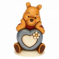Winnie The Pooh tenero con cuore - Thun