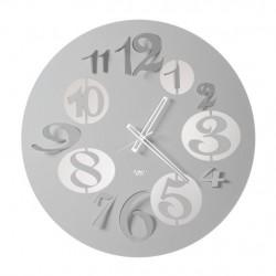 Orologio Big Babol, Bianco Marmo - Arti e Mestieri