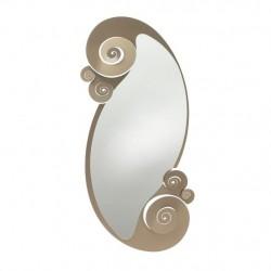 Specchio Circeo Da Terra, Bronzo - Arti e Mestieri